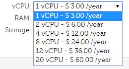 虚拟 CPU